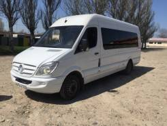 Mercedes-Benz Sprinter 515 CDI. Mercedes-Benz sprinter 515, 2 143 куб. см., 26 мест