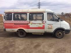 ГАЗ ГАЗель Микроавтобус. Продаётся Газель 3221 8 мест, 2 700куб. см., 8 мест