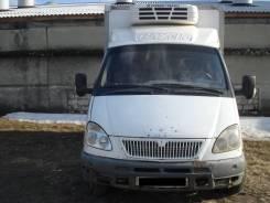 ГАЗ 3302. Продается грузовик Газель автофургон, 2 700куб. см., 1 500кг., 4x2
