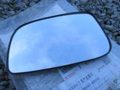 Стекло зеркала. Toyota Prius, NHW20