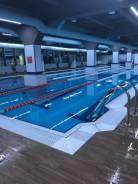 Набор в секцию плавания