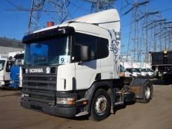 Scania P114. Седельный тягач , 10 640куб. см., 12 880кг.