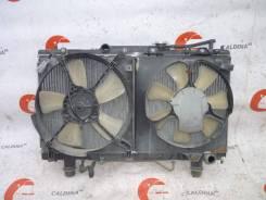 Радиатор охлаждения двигателя. Toyota Carina, ST215 Toyota Corona, ST215 Toyota Caldina, ST195, ST195G Двигатели: 3SFE, 3SGE