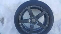 """Продам комплект колёс на лето практически новье. Пробег всего 300-400. x18"""" 5x108.00 ЦО 58,1мм. Под заказ"""