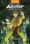 Комикс Аватар: Легенда об Аанге. Книга 3. Раскол (мягкий переплет)