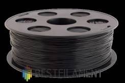 Черный PLA 1.75 1кг Bestfilament