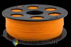 Оранжевый PLA 1.75 1кг Bestfilament