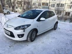 Mazda Demio. автомат, передний, 1.5, бензин, 108 000тыс. км