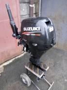 Suzuki. 9,90л.с., 4-тактный, бензиновый, нога S (381 мм), Год: 2014 год