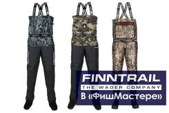 Вейдерсы Finntrail от 7 490 рублей!