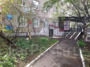 Офисное помещение в аренду. 29 кв.м., улица Мельниковская 101, р-н Первая речка. Дом снаружи