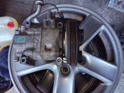 Компрессор кондиционера. Honda Logo, GA3 Двигатели: D13B, D13B7