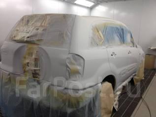 Кузовной ремонт любой степени сложности! Ремонт бамперов! Окраска!