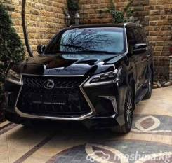 Lexus LX570. С водителем