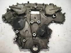 Крышка ремня ГРМ. Nissan: Cedric, Pathfinder, Terrano, Ambulance, Elgrand, Gloria Двигатели: VQ25DD, VQ30DD, VQ35DE, VG33E