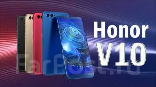 Huawei Honor View 10. Новый, 64 Гб, 3G, 4G LTE, Dual-SIM
