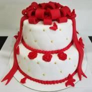 Свадебный торт на заказ для ВАС!
