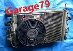 Радиатор охлаждения двигателя. Subaru Traviq Двигатель Z22SE. Под заказ