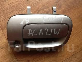 Ручка крышки багажного отсека. Toyota RAV4, ACA21, ACA21W