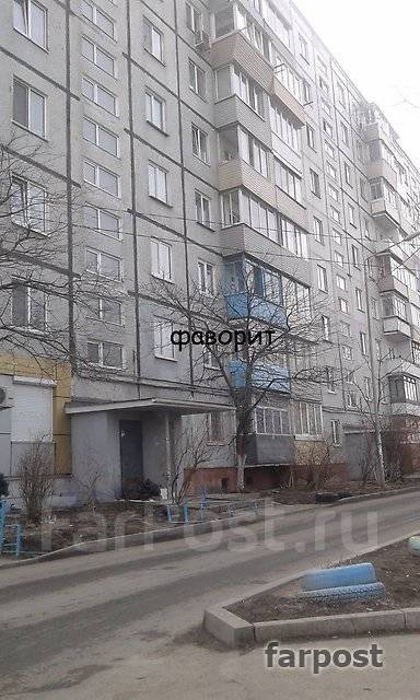 2-комнатная, улица Баляева 52. Баляева, агентство, 50 кв.м. Дом снаружи