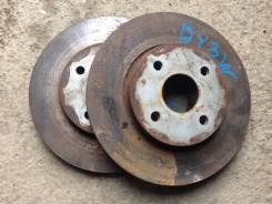 Диск тормозной. Mazda Demio, DY3R, DY3W, DY5R, DY5W Двигатели: ZJVE, ZJVEM, ZYVE