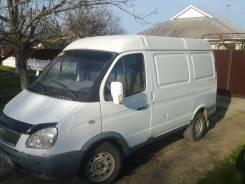 """ГАЗ 2752. Продам грузовой микроавтобус """"Соболь"""", 2 280 куб. см., до 3 т"""