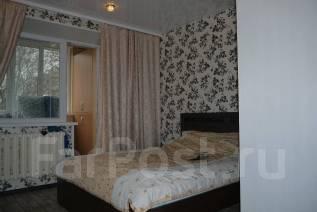 3-комнатная, улица Советская 118. АТП, частное лицо, 63 кв.м. Дизайн-проект