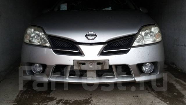Nissan Primera. P12, QR20