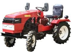 Калибр. Мини-трактор 120 (плуг и фреза)