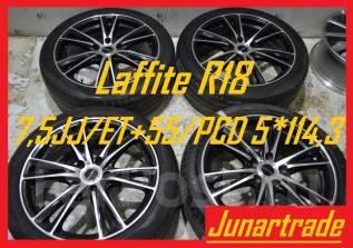 """Hot Stuff Laffite. 7.5x18"""", 5x114.30, ET55, ЦО 72,0мм."""