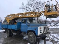 ГАЗ 53. Автовышка, 4 250 куб. см., 17 м.