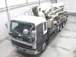Isuzu. Бетонасос Truck, 19 000куб. см., 33,00м. Под заказ