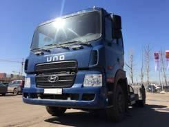 Hyundai HD500. Hyundai HD 500 тягач, 12 344куб. см., 10 800кг.