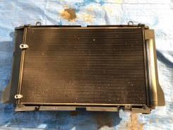 Радиатор охлаждения двигателя. Toyota Corolla Fielder, NZE141, NZE141G