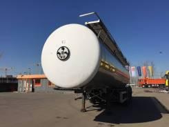 Magyar. 80H полуприцеп цистерна пищевая (химическая), 27 100 кг.