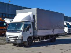 Mitsubishi Canter. Грузовой фургон Fuso Canter 2012 г/в, 4 899куб. см., 7 500кг.