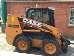 Case SR200. Продаётся погрузчик CASE SR200, 3 200куб. см., 950кг.