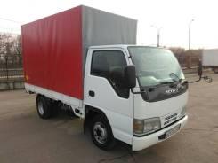 Isuzu Elf. Бортовой грузовик , 2004 г. в. Тнвд рядный, 3 100 куб. см., 2 000 кг.