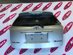 Дверь багажника. Toyota Corolla Fielder, NZE141, NZE141G, NZE144, NZE144G, ZRE142, ZRE142G, ZRE144, ZRE144G Двигатели: 1NZFE, 2ZRFAE, 2ZRFE