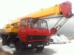 Ивановец КС-3577. А/кран кс-3577 г. п. 14 тн на базе маз-5337, 11 200 куб. см., 14 000 кг.