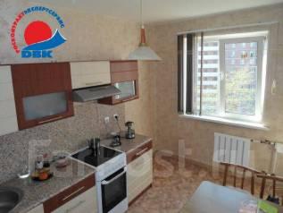 1-комнатная, улица Ватутина 4. 64, 71 микрорайоны, агентство, 36 кв.м. Интерьер