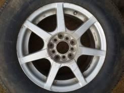 Bridgestone. 6.5x15, 5x100.00, 5x114.30, ET45, ЦО 72,5мм.