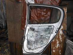 Тойота Витц, NcP10,99-03г. дверь задняя правая. (брак)