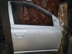 Тойота Витц,10куз,00-03г. дверь передняя правая. (в сборе)