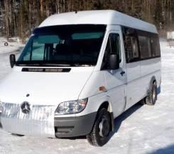 Mercedes-Benz Sprinter 411 CDI. Продаётся туристический автобус 16 мест, 2 200 куб. см., 16 мест
