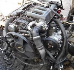 Bmw 306d3 двигатель M57D30 в разборе по запчастям