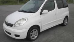 Toyota Funcargo. NCP20, 2NZ