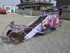 ABG Titan 111. Японская картофеле-уборочная машина GH-651KO, 10 л.с.