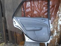 Тойота Карина, АТ215,99-01, дверь задняя левая. Снежная королева)