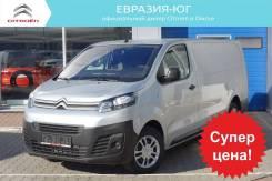 Citroen Jumpy, 2017. Новый фургон L3 в Омске, 2 000куб. см., 1 000кг.